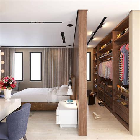 Begehbarer Kleiderschrank Schlafzimmer