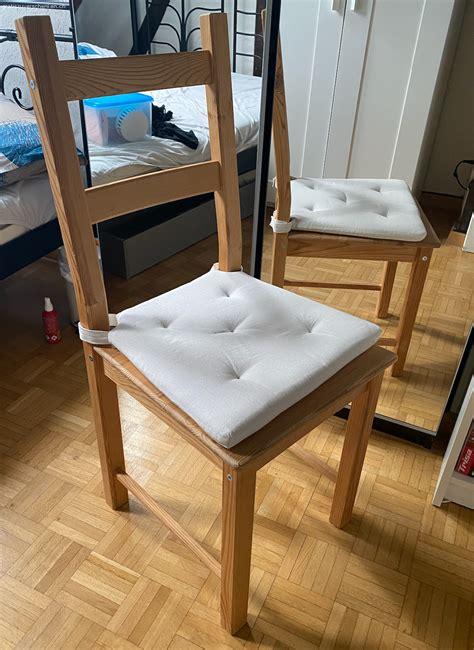 Ikea Holzstuhl