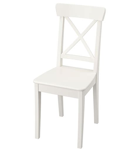 Ikea Stuhl Weiss