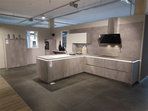 Küche Betonoptik