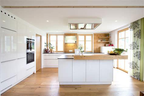 Küche Weiß Holz